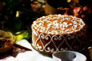 pieczemy urodzinowy tort na prezent