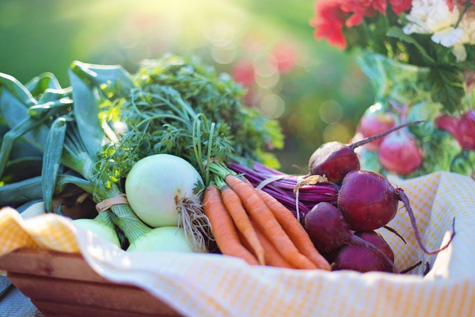 świeże warzywa na codzień
