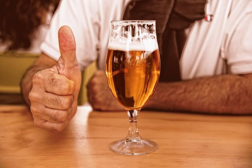 piwo jest ok